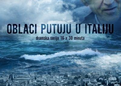 Oblaci putuju u Italiju